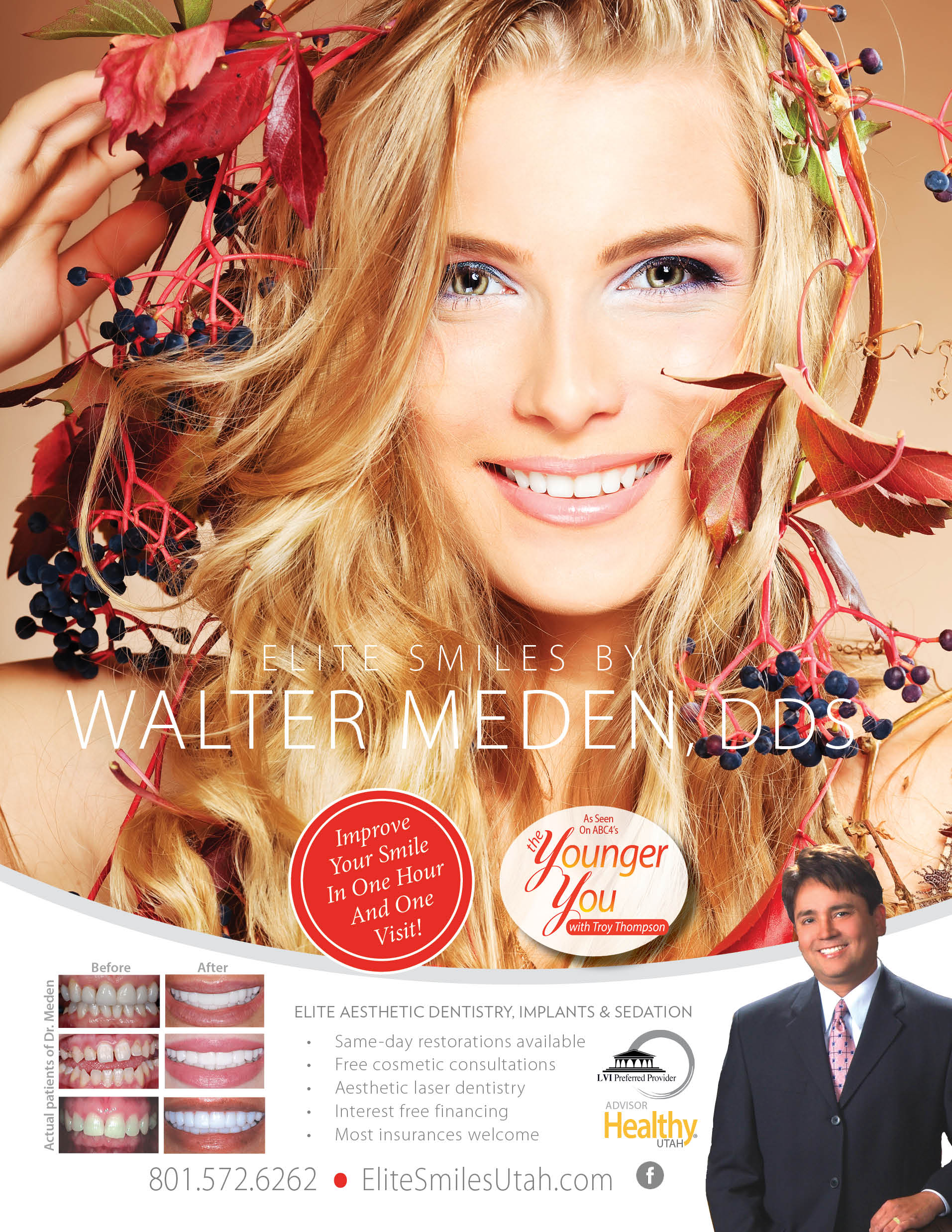 Magazine Ads - Elite Smiles Dentistry Draper, Utah ...
